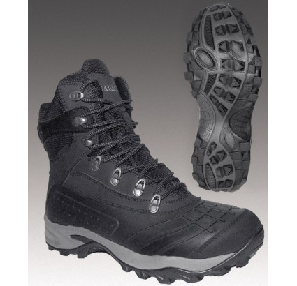 Heavy duty urban tactical waterproof trekking boots MALAMUTE