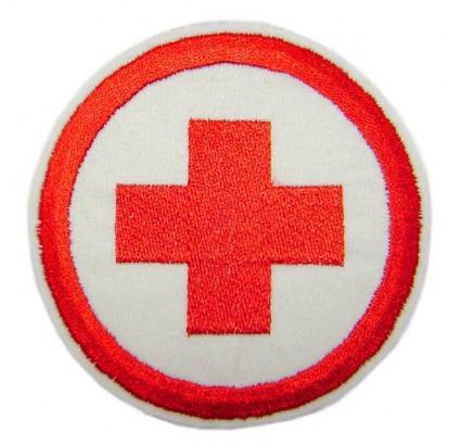 USSR Soviet Union Red Cross patch 101