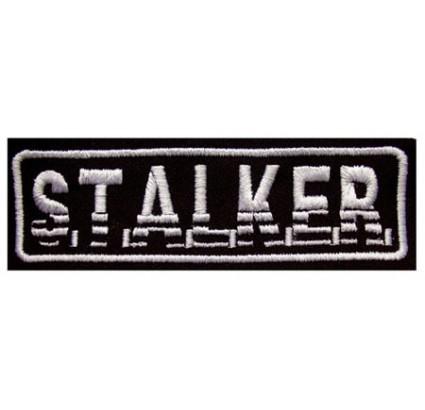 STALKER jeu broderie bande timbre 108