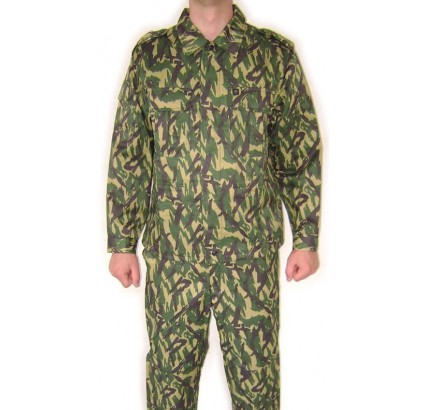 Russian tactical Summer airsoft uniform SHADOW 2 green camo