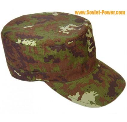 Italienne Vegetato camouflage chapeau 4 couleurs Ripstop