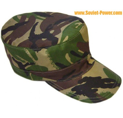 Russian Army camo hat SMOG pattern airsoft tactical cap