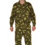 SNIPER Spetsnaz Border Guards tactical KLMK camo uniform