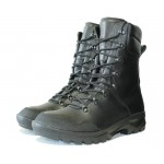 Tactical leather Russian warm winter boots by Faradei EU 42 / US 9.5 / UK 8