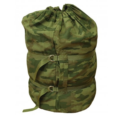 Russian Army flora camo modern tactical sleeping bag