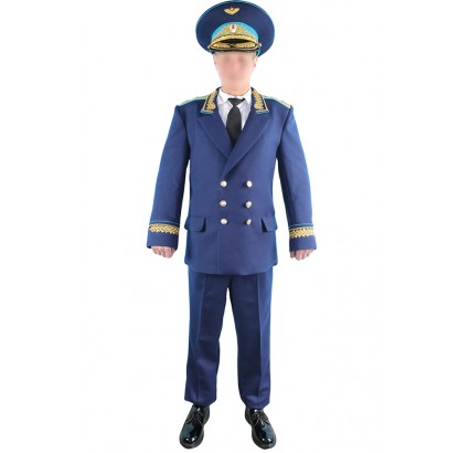 Soviet / Russian Air Force Colonel-General parade uniform