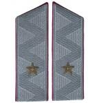 Spalline per spallacci uniformi generali sovietici / russi
