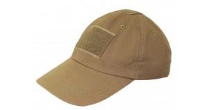 Ripstop tactical khaki hat velcro cotton baseball cap