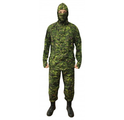 "Suit SUMRAK-M1 Canada digital (pixel) camouflage ""TM BARS"" ORIGINAL"
