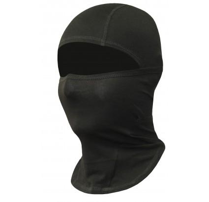 Balaclava black Giurz hood airsoft terror face mask
