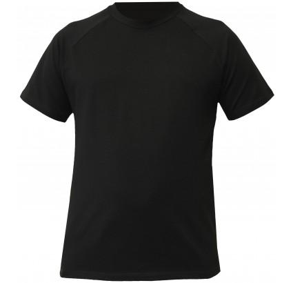 """Russisches taktisches militärisches schwarzes T-Shirt """"GIURZ"""""""
