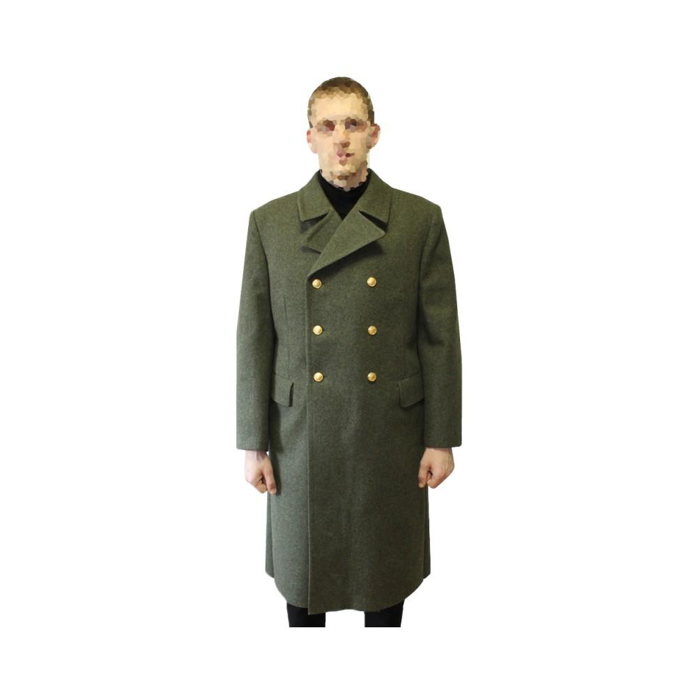 Guardie di frontiera russe militare grande cappotto cappotto