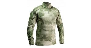 """Russian tactical Thunder combat shirt GIURZ MOSS pattern """"Grom"""""""