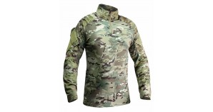 Russian army tactical combat shirt GIURZ modern multicam pattern