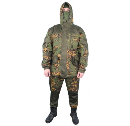 Gorka-5 Frog camo suit Russian Spetsnaz tactical FLEECE winter uniform