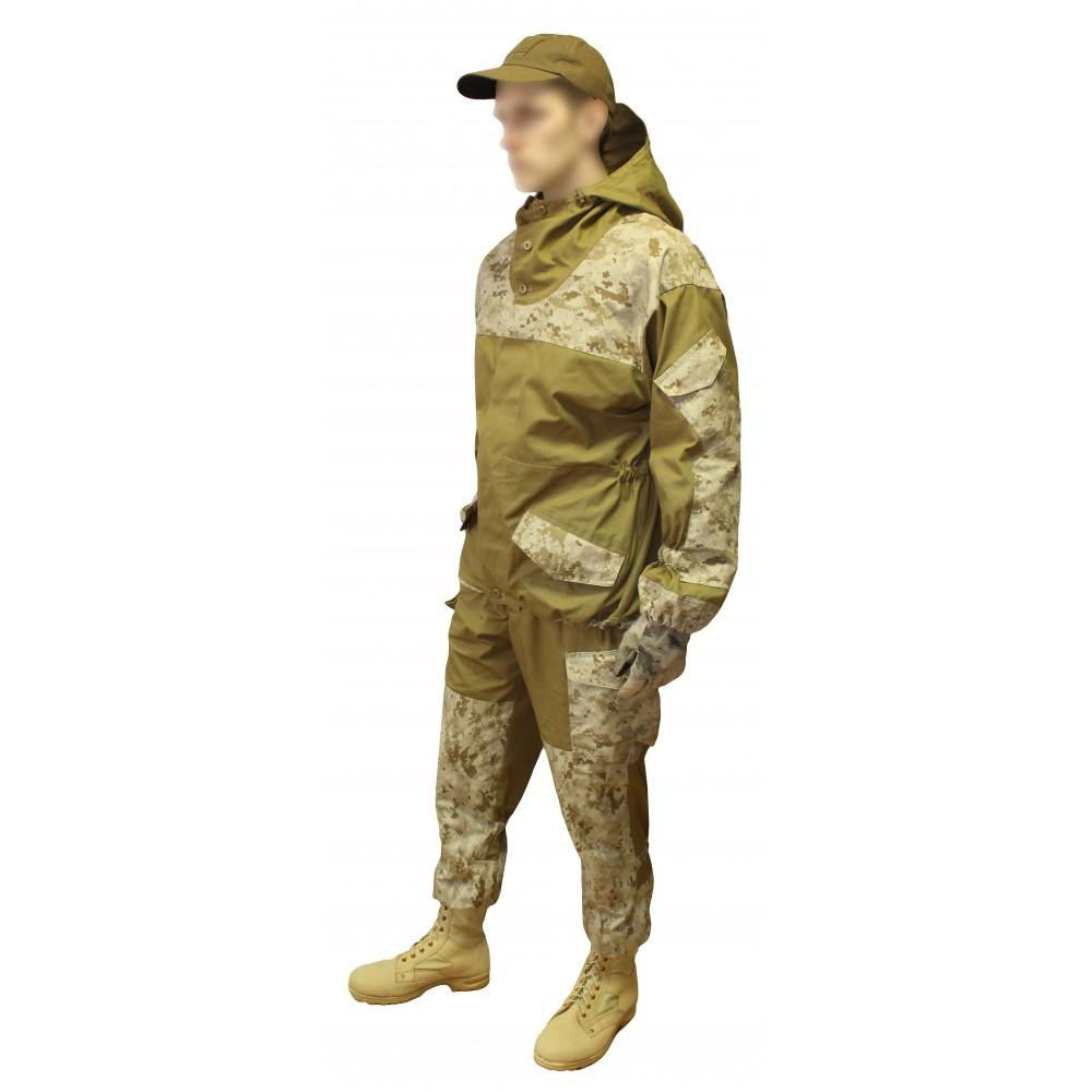 Russian Spetsnaz Photo Russiansoldier001: Gorka 3 Modern Russian Spetsnaz Uniform Digital Desert Camo