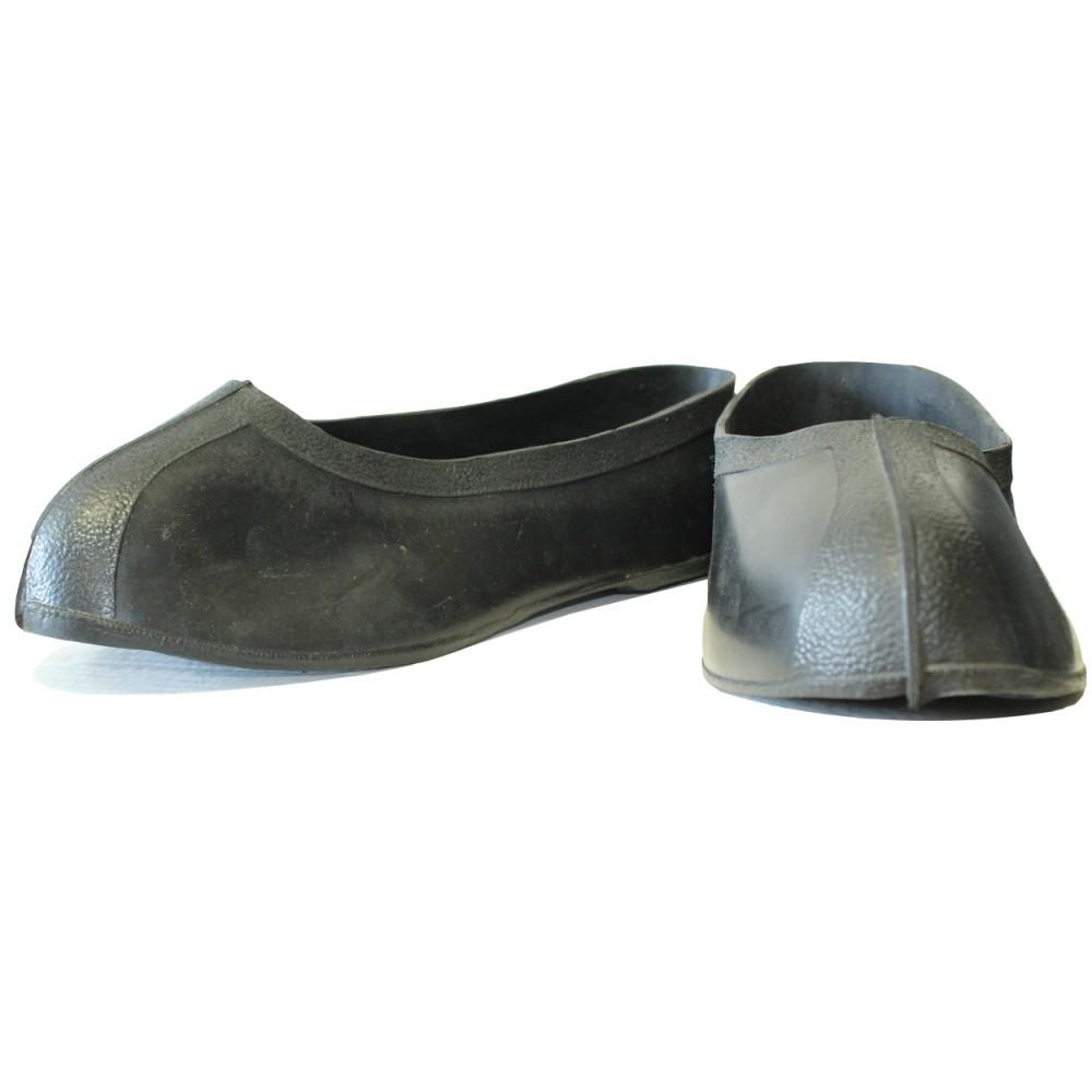 Rubber Galoshes for Felt Boots Valenki Transparent