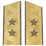 Air Force General Soviet PARADE hombros carteras URSS charreteras