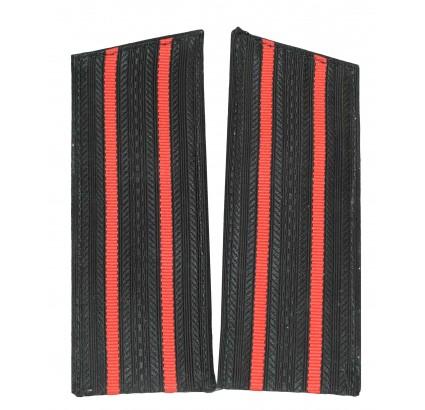 Cinghie di spalla marinate dell'esercito russo