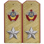 Soviet Marshal USSR parade high rank shoulder Boards