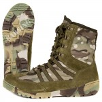 "Russian military tactical multicam Summer Boots GARSING 131 MO ""SHARK"""