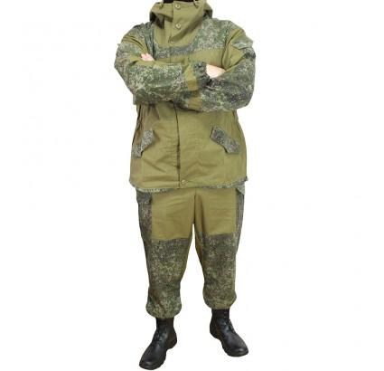 Russe camouflage numérique militaire Gorka Pixel uniforme