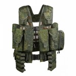 Tactical MOLLE load bearing transport vest 6SH116 Ratnik