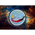 Russian Buran Blizzard Spaceplane operation Russian Space operation Sew-on Embroidered patch