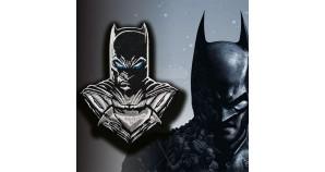 Batman DC Superhero Embroidery Sew-on Patch
