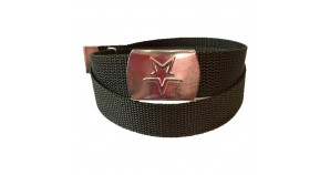 Russian Army tactical field Officer belt with a star