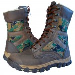 Assault winter boots Russian Army T2/2 Camo nubuck boots