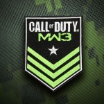 Call of Duty Modern Warfare 3 Game Series Patch brodé à coudre / thermocollant #2