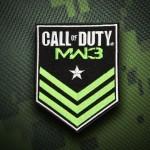 Call of Duty Modern Warfare 3 Game Series Stickerei Aufnähen / Aufbügeln Patch #2
