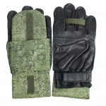 Tactical Special Forces anti-fragment Ballistic Digital camo Gloves