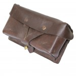 Russian ammo pouch for rifle cartridges Mosin nagant bag for carrying magazines