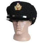 Soviet Navy astrakhan fur Russian Admiral hat