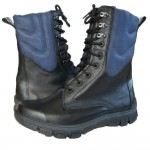 Russian Tactical Blue Chrome M130 Boots for airsoft and outdoor activities