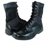 Russian Airsoft Tactical ankle boots K1 with mesh