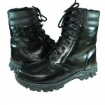 Russian Tactical M108 winter boots with natural fur on thermoplastic elastomer