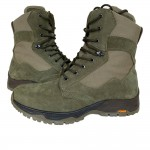 Russian Tactical nubuck green Boots М303 with cordura