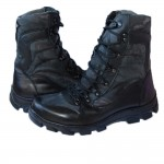 Russian Tactical Black camouflage boots M305 with cordura