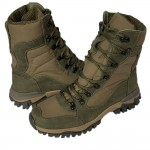 Russian Tactical M305 boots olive with cordura