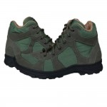 Russian Army Tactical M307 Nubuck Green Sneakers