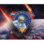 Soyuz TMA-10M Space Flight ISS 2013 Mission Roskosmos Embroidered Sleeve Patch