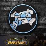 World of WarCraft Priest Class Logo Embroidery Sew-on/Iron-on Patch