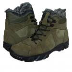 Russian Tactical nubuck M307 sneakers oliva winter