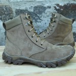"""Assault """"ARMOS"""" tactical boots Russian army military footwear Outdoor leather Work Ankle boots"""