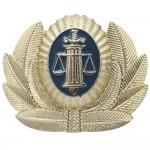 Hutabzeichen Cockade der Justizpolizisten