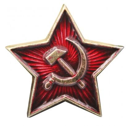 ソビエト赤軍ロシア軍リトルスターソ連ピンバッジ