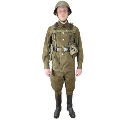 Russo uniforme soldati dell esercito sovietico WW2 M69